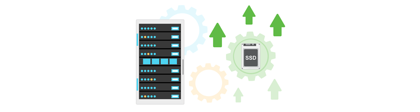 Dedicated Servers: First New SSD and HDD extra storage quotas
