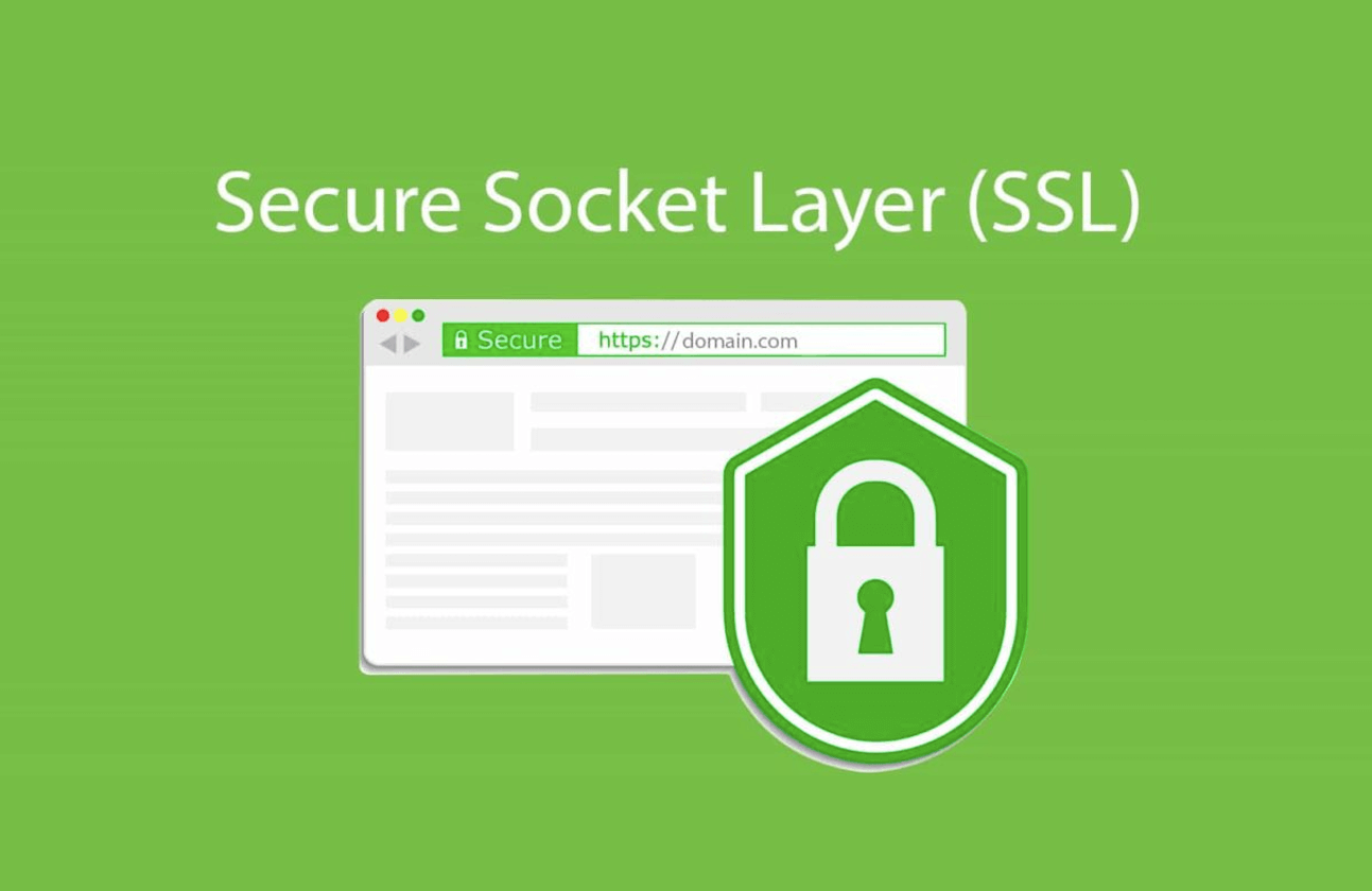 We offer you a free SSL certificate